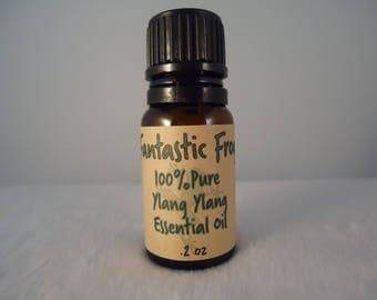 Ylang Ylang 100% Pure Essential Oil .2oz
