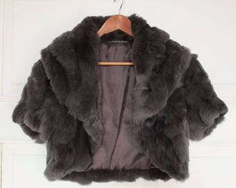 FUR STOLE · Evening Stole / Jacket · Dress Jacket · Soft Fur
