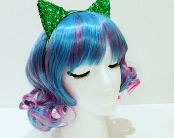 Cat Ear Headband,