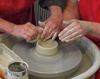 Find Your Inner Potter:  Day Course 17th September 2017