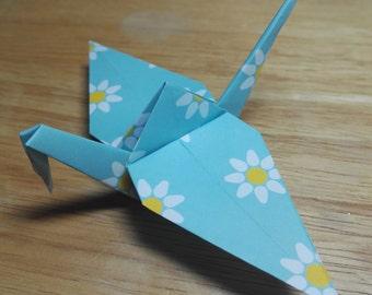 20 Origami Crane Wedding Favors / Baby Boy B2/8