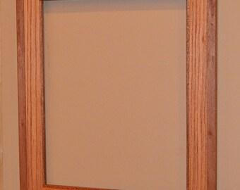 Custom Hardwood Frames