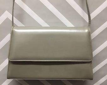 Frenchy of California Metallic Purse