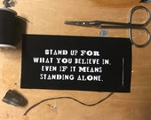 Stand Tall Patch (Free Shipping US)