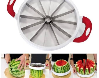 Cut watermelon / Melon Inox Ø 28 cm 12 slices