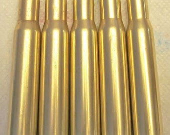 5 Inert 50 BMG Casings