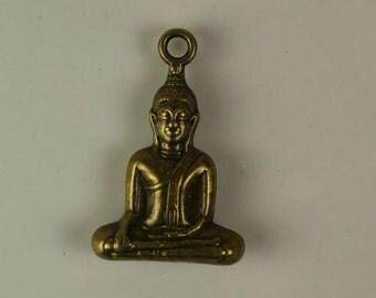 Buddha Charm Pendant - #377