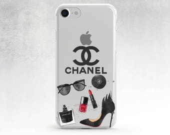 Chanel Phone Case Chanel Iphone 7 Case Watercolor Phone Case Iphone 6 Plus Case Samsung Galaxy S7 Case Royal Case Chanel Parfume S8 Case Tpu