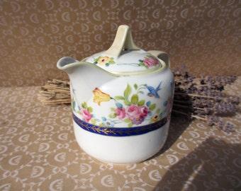 Noritake Vintage Hand-painted Teapot