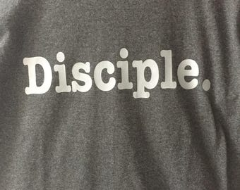"Men's ""Disciple"" T-shirt"
