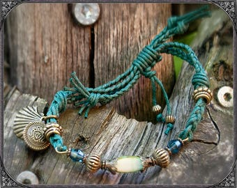 Boho Bracelet Silk Road