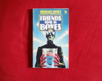 Michael Coney - Friends Come In Boxes (Sphere Science Fiction 1976)