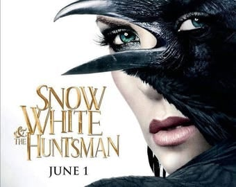 Snow White and the Huntsman, 11 x 17 Movie Poster Style B