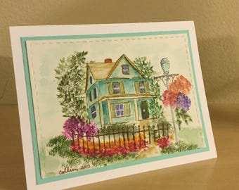 Set of 4 notecards #3