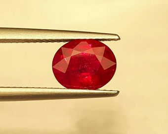 2.18ct natural Ruby