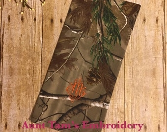 Camouflage Kitchen Towel,  Camo Towel,  Monogram Camo Towel, Camo Dish Towel, Camo Kitchen Towel, Dish Towel, Monogram Kitchen Towel