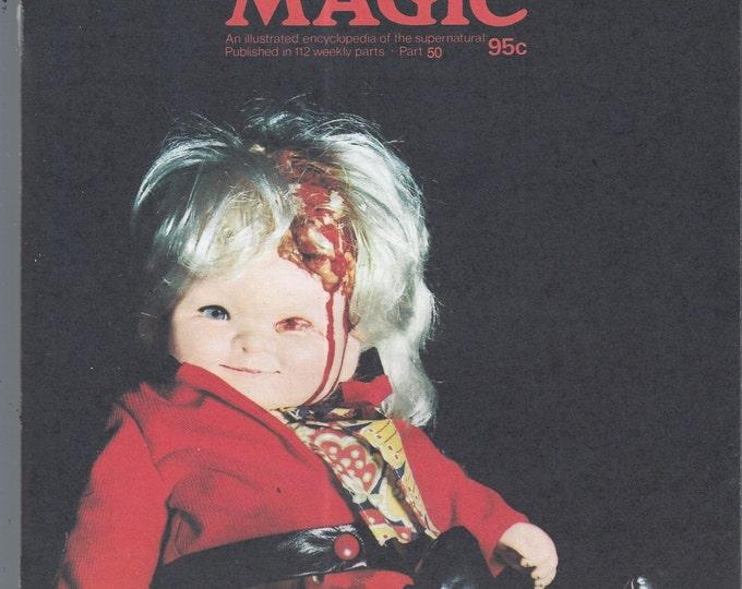 Man, Myth and Magic Part 50 Magazine by Richard Cavendish 1970