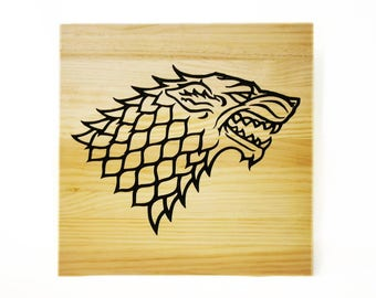 Pine poster - game of Thrones