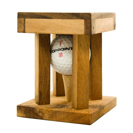 Woods' Handicap - The Golf Puzzle - Gifts for Golf Players - Golf Presents
