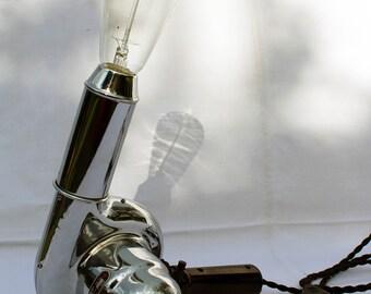 Hairdryer heat lamp