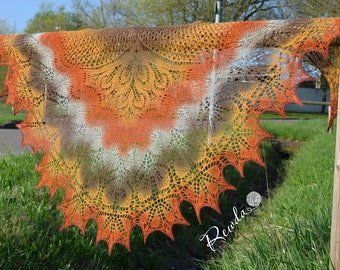 Shawl, knitted cloth, stoles, scarves, shawl