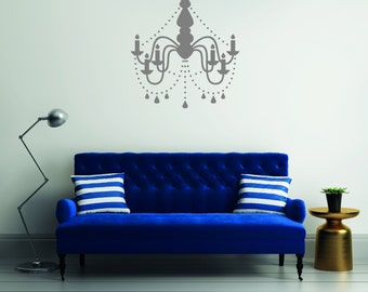 Lamp design - Mural Wall Decal For Home Bedroom Living Room (252)