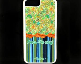 Seas the Day Customized Cell Phone Case for iPhone