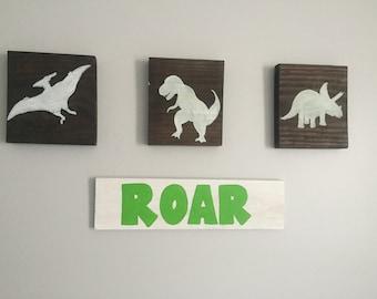 dinosaur bedroom. Dinosaur bedroom decor  Etsy