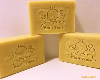 Mild Soap / Sensitive Skin Soap / Baby Soap / Coconut Milk Soap / Creamy Soap / Bath Time Soap / Kids Soap / Oatmeal Soap / Dry Skin Soap