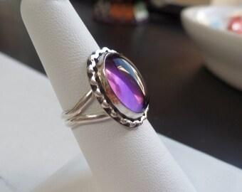 Mesmerizing Amethyst Ring 1064