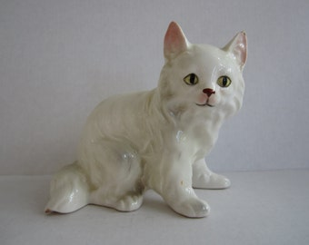 Porcelain Cat