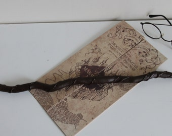 """Magic wand """"of the forest"""" (""""of the forest"""" Wizard wand)"""