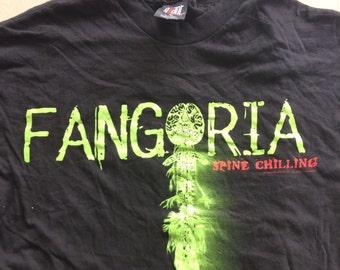 Rare Vintage 90s Fangoria Magazine - Spine Chilling