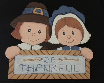 Thankful Pilgrims