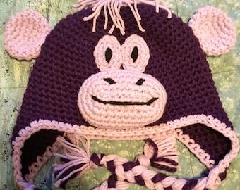 Monkey Beanie