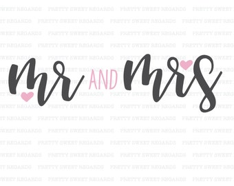 Wedding Clipart, Wedding Clip Art, Mr. and Mrs. Clipart, Mr. and Mrs. Clip Art,