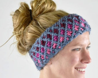 SKADI hand made winter ear warmer headband