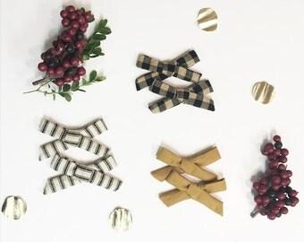 Thanksgiving bows