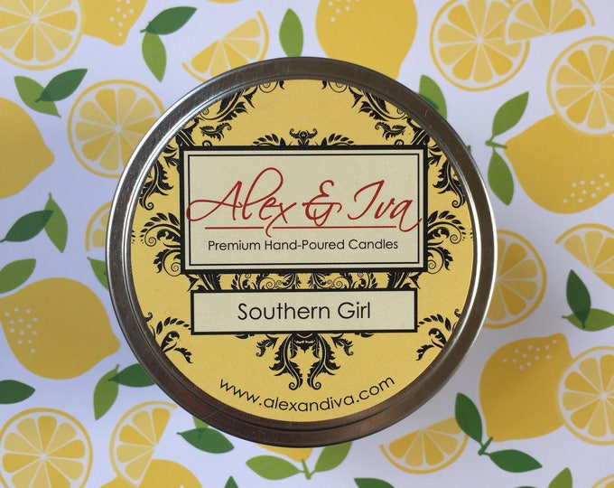 Southern Girl - 8 oz. tin