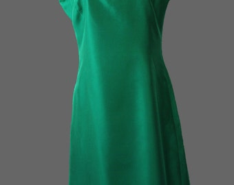 Hobbs emerald dress