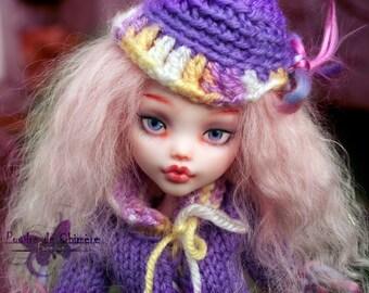 Monster High OOAK repaint Draculaura Doll