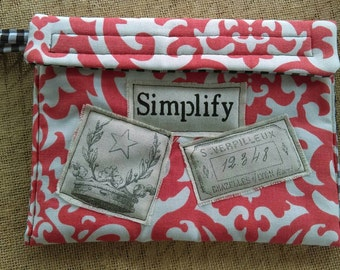 Simplify cosmetic pouch