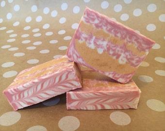 Citrus Trio - Handmade Cold Process Soap