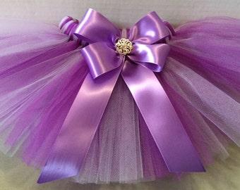 Purple Tutu, Lavender Tutu, Purple and Lavender Tutu, Infant Tutu, Newborn Tutu, Tutu, Birthday Tutu, Spring Tutu