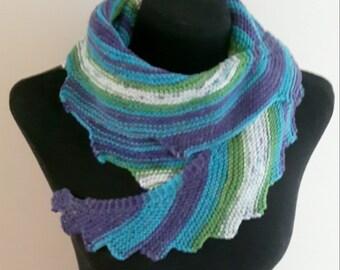 Scarf, scarf, shawl, loop