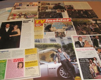 CHRIS O'DONNELL  CLIPPINGS  #0524