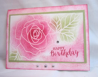 Beautiful Happy Birthday card!