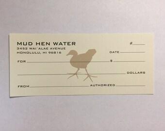 Mud Hen Water Restaurant Gift Certificate