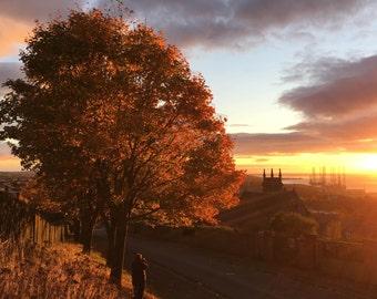 Dundee, Scotland, Scottish Photography, Wall Art, Scotland Print