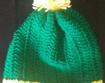Warm Pom Pom Hat for Children